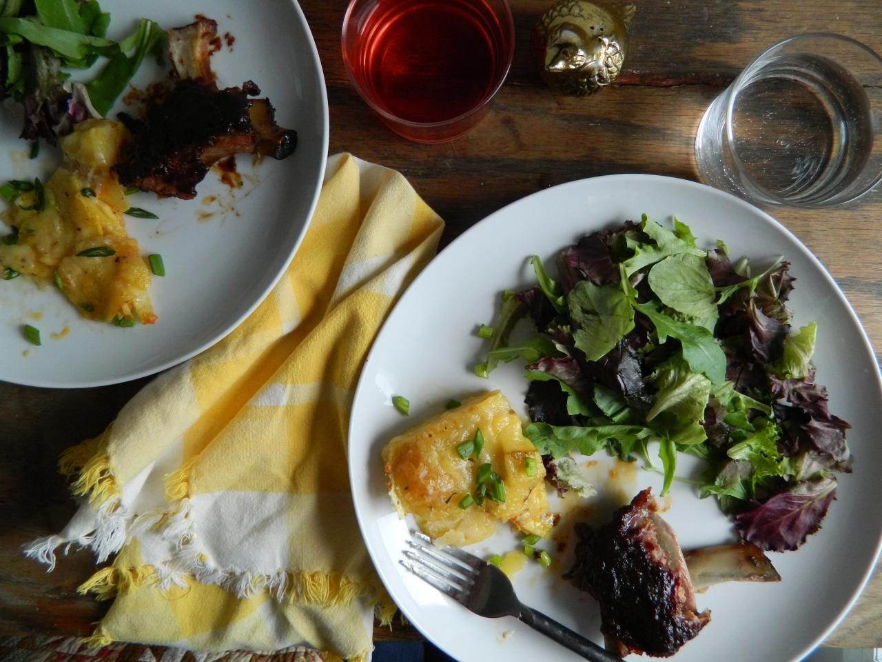 Remedy Quarterly Big Appetite Tiny Kitchen Ribs